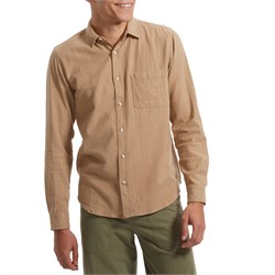 Mollusk One Pocket Long-Sleeve Shirt