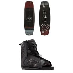 Liquid Force Classic Wakeboard ​+ Hyperlite Remix Wakeboard Package
