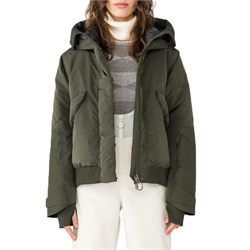 Holden Cropped Down Alpine Jacket - Women's