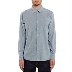 Volcom Oxford Stretch Long-Sleeve Shirt