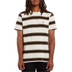 Volcom DA Fino Stripe Crew T-Shirt