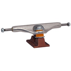 Independent 159 Stage 11 Hollow Silver Anodized Dark Red Skateboard Truck