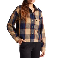 Brixton Bowery Flannel Shirt - Women's