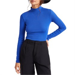 Brixton Blitz Long-Sleeve Turtleneck Top - Women's