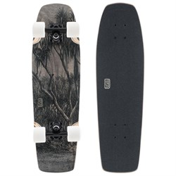 Landyachtz Dinghy Coffin Engraving Cruiser Skateboard Complete