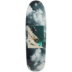 evo Forces of Nature Shaped 9.1 Skateboard Deck