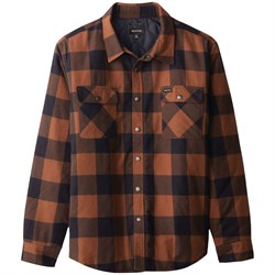 Brixton Bowery Lined Long-Sleeve Flannel