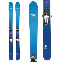 DPS Wailer 106 Foundation Skis ​+ Salomon Warden MNC 13 Ski Bindings 2019 - Used