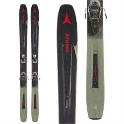 Atomic Vantage 107 Ti Skis + Look Pivot 14 AW Ski Bindings  - Used