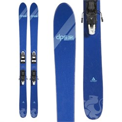 DPS Wailer 106 Alchemist Skis + Atomic Shift MNC 13 Alpine Touring Ski Bindings  - Used