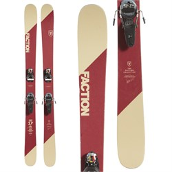 Faction Candide 3.0 Skis ​+ Look Pivot 14 AW Ski Bindings  - Used