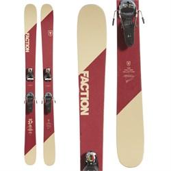 Faction Candide 3.0 Skis + Look Pivot 14 AW Ski Bindings  - Used