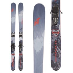 Nordica Enforcer 93 Skis ​+ Marker Griffon 13 ID Ski Bindings  - Used