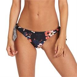 Volcom Leaf It Be Tie-Side Bikini Bottoms - Women's