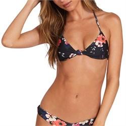 Volcom Leaf It Be Tri Bikini Top - Women's