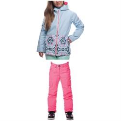 686 Rumor Jacket + Lola Pants - Girls'