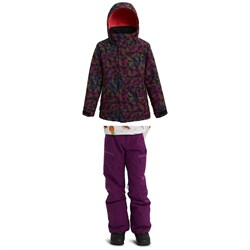 Burton Elodie Jacket ​+ Elite Cargo Pants - Girls'