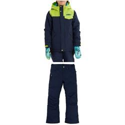 Burton Dugout Jacket + Burton Barnstorm Pants - Big Boys'