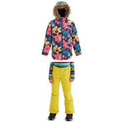 Burton Ramblewild Jacket + Sweetart Pants - Big Girls'