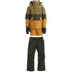 Burton Symbol Jacket + Barnstorm Pants - Big Boys'