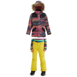 Burton Aubrey Parka Jacket + Sweetart Pants  - Big Girls'