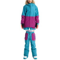 Burton GORE-TEX Stark Jacket - Kids' ​+ Burton GORE-TEX Stark Pants - Big Kids'