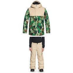DC Defy Jacket ​+ Banshee Pants - Boys'