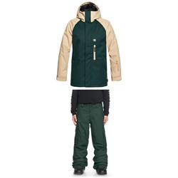 DC Ripley Jacket - Boys' ​+ DC Banshee Pants - Boys'