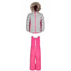 Jupa Alyssa Jacket ​+ Beatrice Polar Fleece Top Pants - Little Girls'