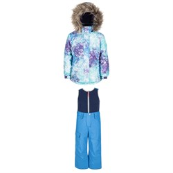 Jupa Anastasia Jacket ​+ Jupa Beatrice Polar Fleece Top Pants - Little Girls'