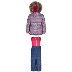 Jupa Anastasia Jacket - Little Girls' ​+ Jupa Beatrice Bib Pants - Little Girls'