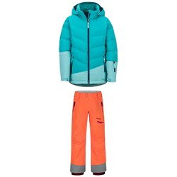 Marmot Slingshot Jacket ​+ Starstruck Pants - Girls'
