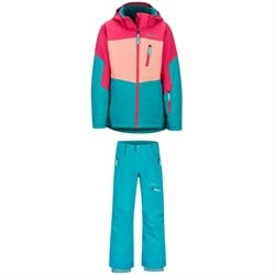 Marmot Elise Jacket - Girls' ​+ Marmot Starstruck Pants - Girls'