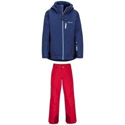Marmot Ripsaw Jacket ​+ Marmot Vertical Pants - Boys'