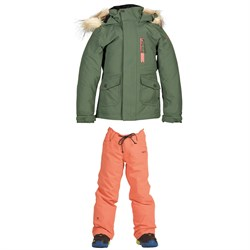 Nikita Espan Jacket - Girls' ​+ Nikita Cedar Pants - Girls'