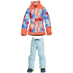 Nikita Magnolia Jacket - Girls' ​+ Nikita Cedar Pants - Girls'