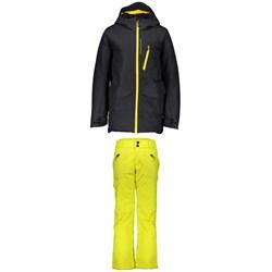 Obermeyer Gage Jacket - Boys' + Obermeyer Brisk Pants - Boys'