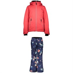 Obermeyer Haana Jacket - Girls' ​+ Obermeyer Brooke Pants - Big Girls'