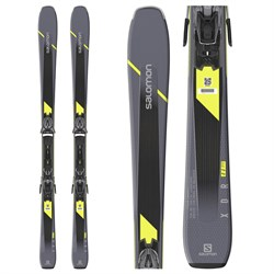Salomon XDR 80 ST C Skis ​+ Z10 GW Bindings