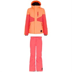 O'Neill Coral Jacket ​+ Charm Pants - Big Girls'