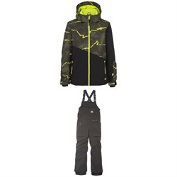 O'Neill Halite Jacket ​+ Bib Pants - Boys'