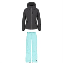 O'Neill Vauxite Little Jacket ​+ Charm Pants - Big Girls'