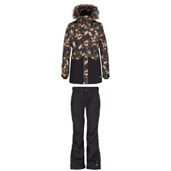 O'Neill Fur Zeolite Jacket ​+ Charm Pants - Big Girls'