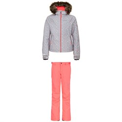 O'Neill Curve Jacket ​+ Charm Pants - Girls'