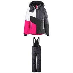 Reima Seal Jacket - Girls' + Reima Wingon Pants - Big Kids'
