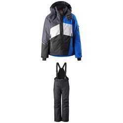 Reima Laks Jacket - Boys' ​+ Reima Wingon Pants - Big Kids'