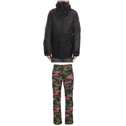 686 Jett Insulated Jacket ​+ Gossip Softshell Pants - Women's