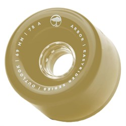 Arbor Easy Rider Outlook Longboard Wheels