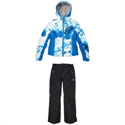 Spyder Fleur Synthetic Down GORE-TEX Jacket - Women's ​+ Spyder Winner Regular GORE-TEX Pants - Women's