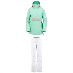 Spyder All Out GORE-TEX Anorak ​+ ME GORE-TEX Pants - Women's
